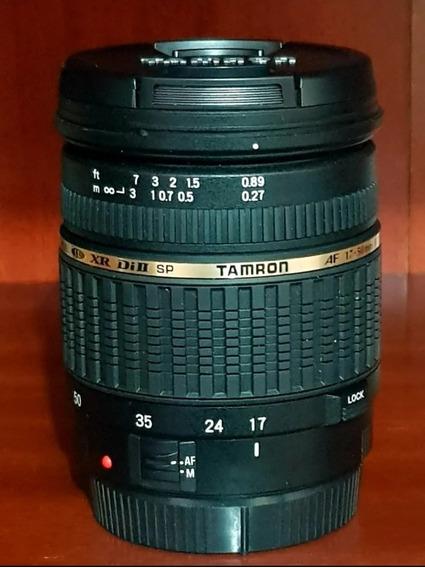 Objetiva Tamron 17-50mm F/2.8 Xr Di Li Canon