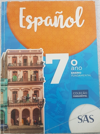 Livro Sas Espanhol 7 Ano Br
