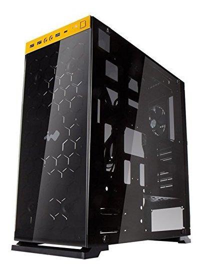 En Win-805cg Iearb (oro) De Vidrio Templado, Caja De La Comp