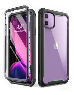 Funda Carcasa iPhone 11 6.1 2019 Con Mica I-blason Ares
