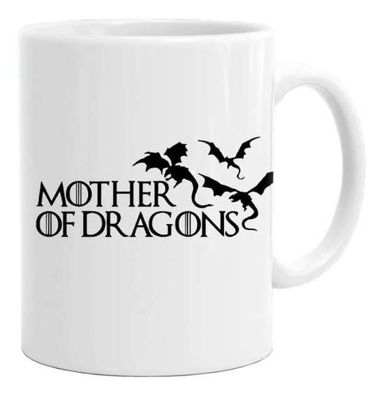 Taza Cafe Game Of Thrones Got Mama Mother Regalos #525