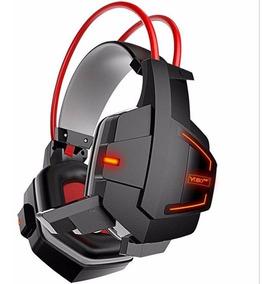 Fone Ouvido Headset Gamer Gh-x20 Led Microfone Jogo Online