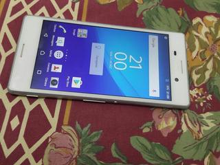 Smartephone Sony M4 E2363 Com Defeito Leia.
