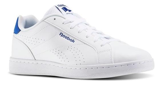 Tênis Reebok Royal Complete Cln - Couro - Branco - Nº 43