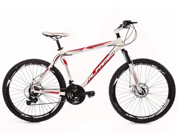 Bicicleta Aro 29 Alfameq 24v, Kit Shimano, Disco, Sem Juros