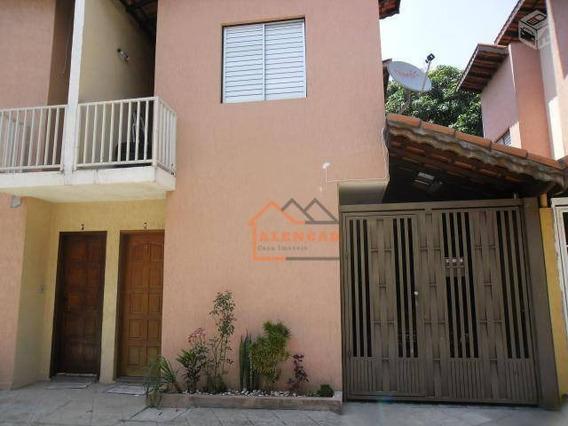 Sobrado Com 2 Dormitórios À Venda, 63 M² Por R$ 265.000,00 - Parada Xv De Novembro - São Paulo/sp - So0150