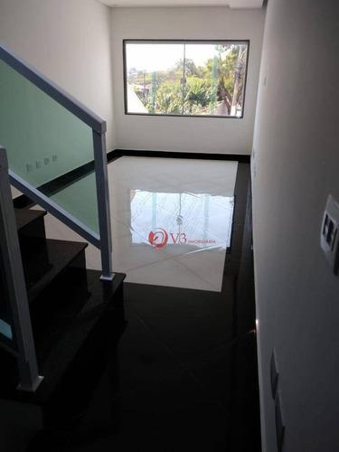 Imagem 1 de 10 de Sobrado Com 3 Dormitórios À Venda, 120 M² Por R$ 590.000,00 - Vila Granada - São Paulo/sp - So0148