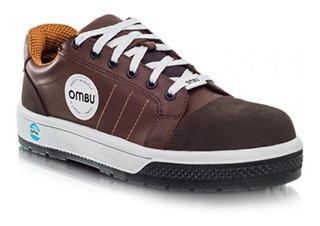 Zapatilla De Trabajo Y Calzado De Seguridad Sneaker Ombu