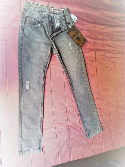 Calça Feminina Jeans - Cavalera - Tamanho 36 - Nova