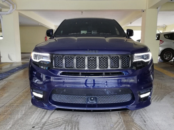 Jeep Grand Cherokee Srt8 2018
