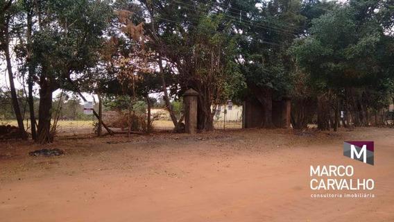 Chácara Residencial À Venda, Sítios De Recreio Shangrilá (padre Nóbrega), Marília. - Ch0012