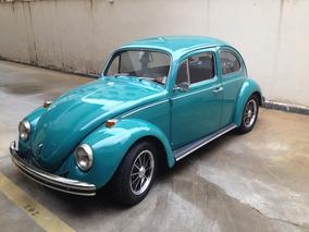 Volkswagen Fusca 1300 Ano 74 Placa Preta