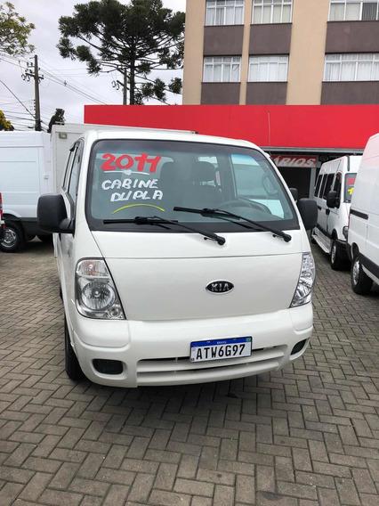 Kia Bongo 4x2 Cab. Dupla 2011