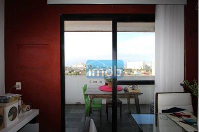 Apartamento Residencial À Venda, Macuco, Santos. - Ap3005