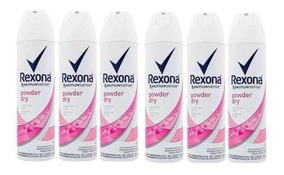 Rexona Powder Dry 6 X 150 Ml (oferta)