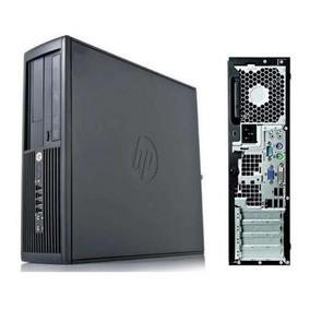 Desktop Hp Compaq Pro 4300 Sff I3 4gb 500gb