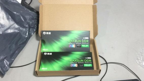 Memoria Ddr4 2666 Hz - Maxsun - Nova Na Caixa