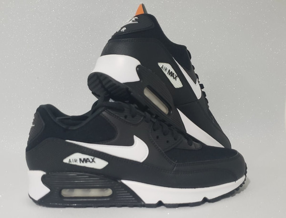Nike Am 90 Tênis Unissex Casual Preto Original
