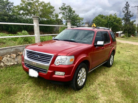 Ford Explorer Limited V8 Sync 4x2 Mt