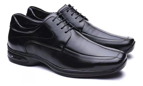 Sapato Sapato Masculino Jota Pe Couro Legítimo 3d Aircadarço