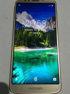 Motorola Moto E5 Play Dual Chip (semi Novo Na Garantia)