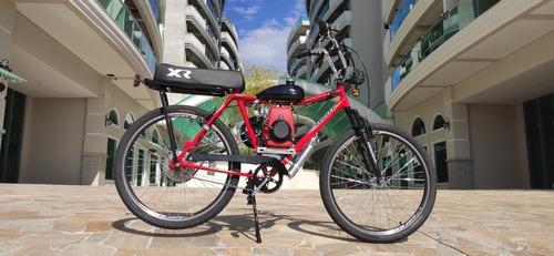 Bicicleta Motorizada 4 Tempos