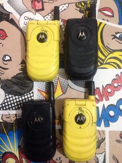 Lote De 5 Equipos Nextel I532 Modelo Batman Solo Uso Radio