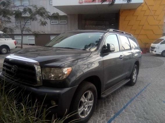 Toyota Sequoia Sr5 Aa R-18 Piel Premium At 2009