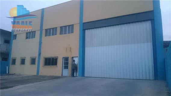 Galpão Industrial Para Locação, Jardim Boa Vista, Hortolândia. - Ga0115