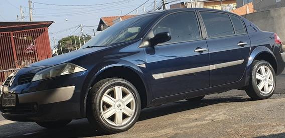 Renault Megane 2007 1.6 Dynamique Hi-flex 4p
