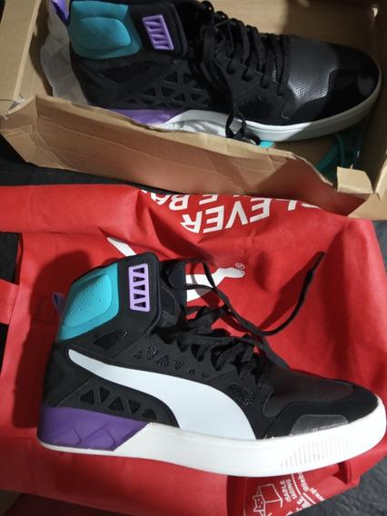 Botitas Puma Future Basket Hi