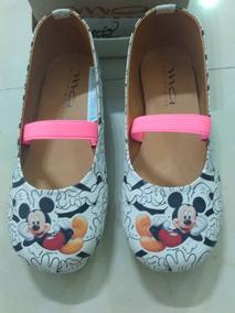 38d04c52a17 Zapatos Para Niña Zapatillas Mickey Minnie Disney · Bs. 20.000