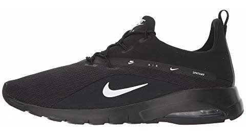 Tenis Deportivo Hombre Nike Air Max Motion Race 2 Negro 002