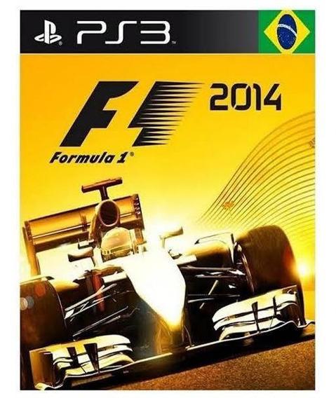 Formula 1 2014 (dublado)