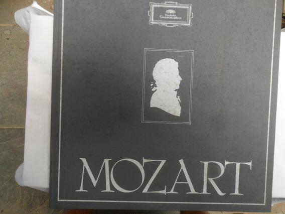 Obras De Mozart, 56 Lps Deutsche Grammophon/phonogram