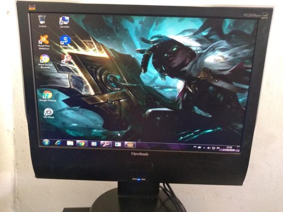 Monitor View Sonic Vg2030wm 20 Poelgadas