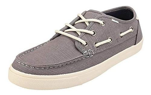 Zapatos Nauticos Toms Dorado Para Hombre