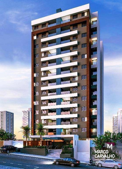 Apartamento À Venda, 81 M² Por R$ 550.025,00 - Centro - Marília/sp - Ap0078