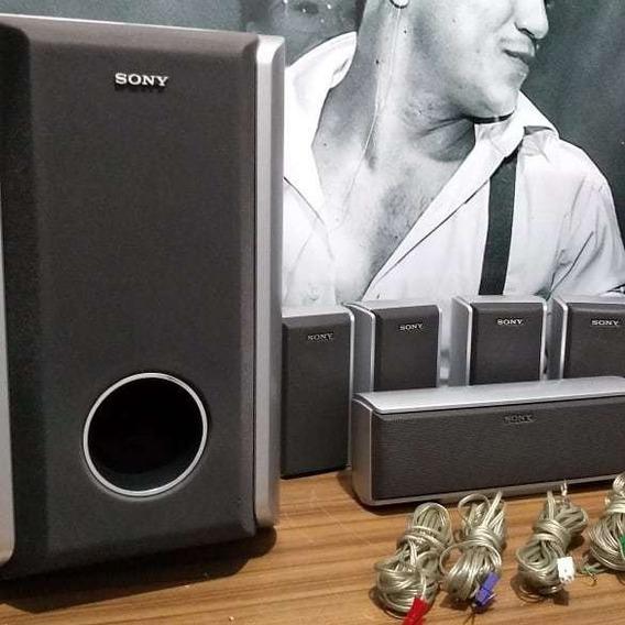 Kit De Caixas Sony Ss-ts51