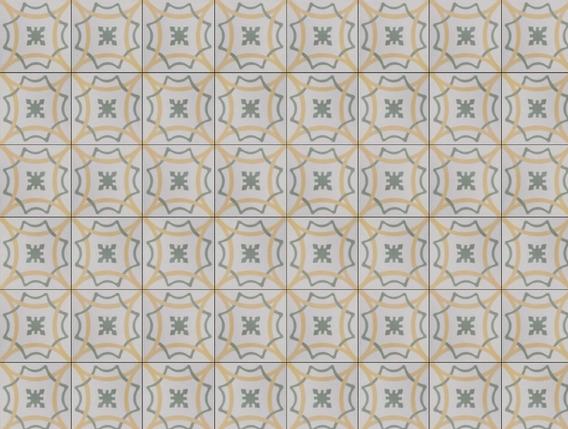 Piso Mosaicos