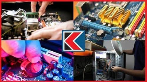 Imagen 1 de 6 de Curso Mantenimiento Y Reparación De Computadoras Desde Cero