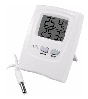 Termômetro Digital Maxima Minima Interna Externa Incoterm