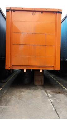 Carroceria Sider - Ano 2004 - 7,70m Comp X 2,70m Alt (truck)