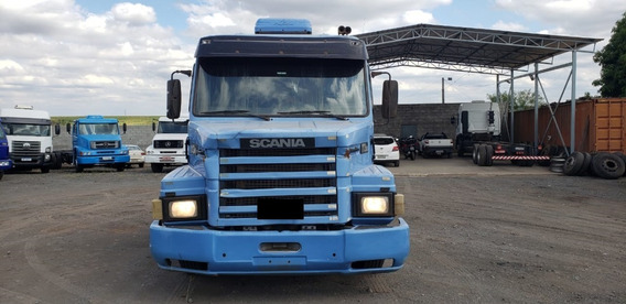 Scania 113 1996/96 4x2 650312km (112, 124) Azul (6060)