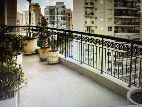 Elegante Cobertura Duplex. Excelente Localização. 423 M² - Cf29187