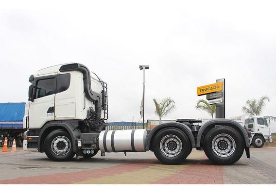 Scania G 420 6x4 2010 Cavalo = Mb 2635 2546 2544 2644
