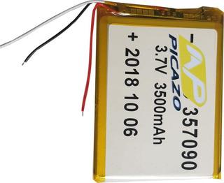 Batería Para Tableta De 7 3500 Mah Pila