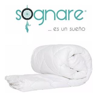 Sognare Dormir Full Cubre Colchón Sommier Descanso Tv