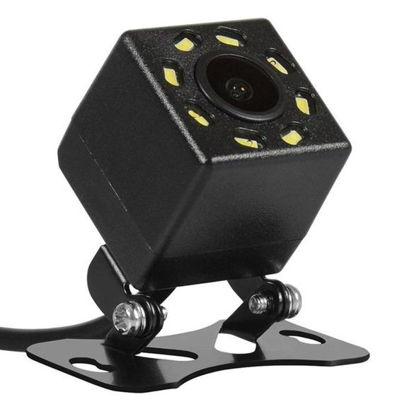 Micro Camera De Re C/ Visao Noturna Com Infravermelho