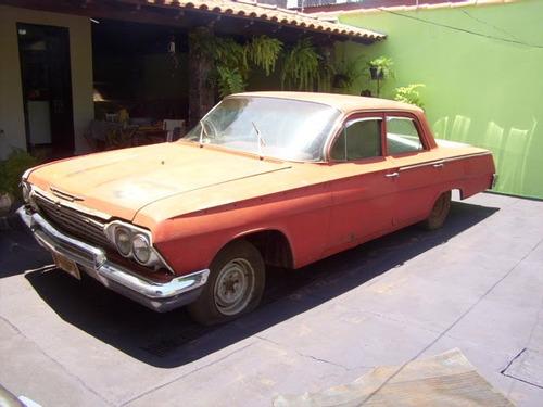Chevrolet Belair Impala 62 6cc